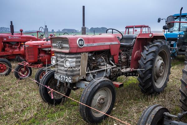 OBE 572G Massey Ferguson 165