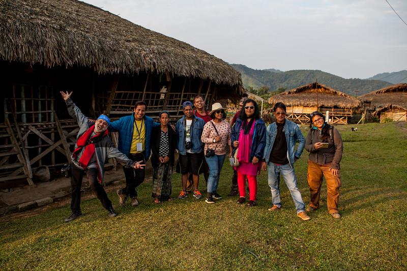 Village Gori II, Basar, Arunachal Pradesh, India