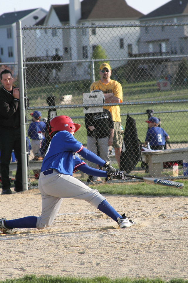 April 28 Baseball5