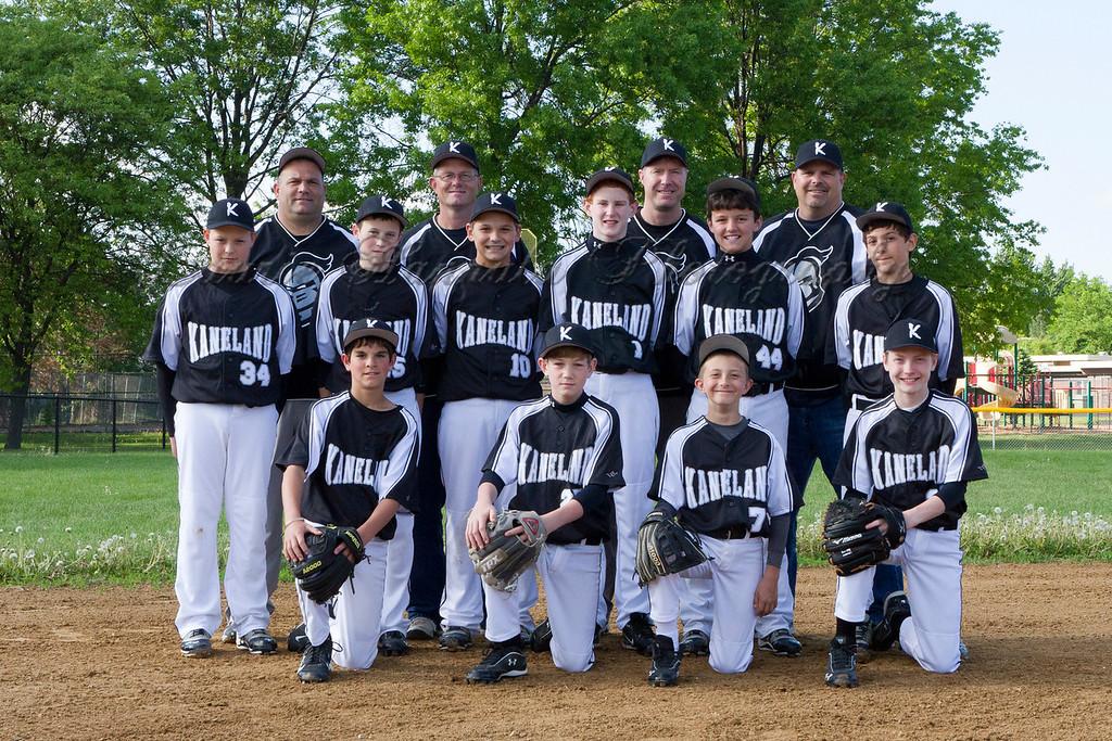 2013 Kaneland Travel Baseball 12U Panico-0931