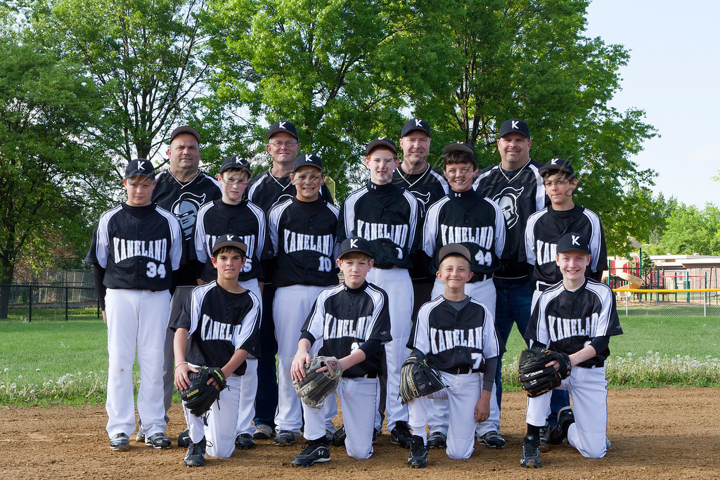 2013 Kaneland Travel Baseball 12U Panico-0932