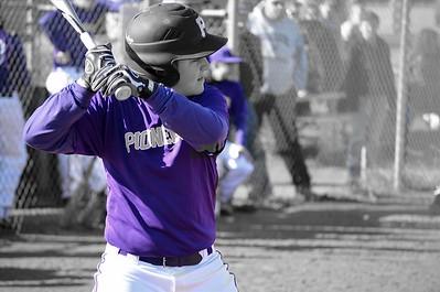 Baseball 2012-13 North Whitfield Pioneers