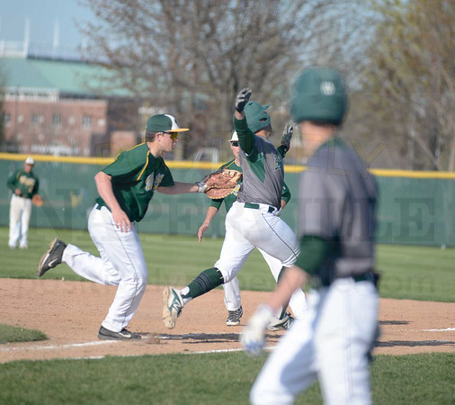 Baseball: Bartlett at Waubonsie 4/28/2015