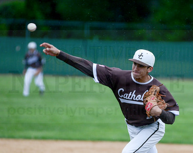 Baseball: Joliet Catholic at Benet 5/20/2015