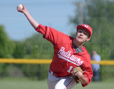 Baseball: Naperville Central Waubonsie Regional Final 6/1/2015