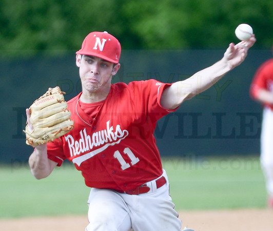 Baseball: Naperville Central at Wheaton Warrenville South 5/19/2015