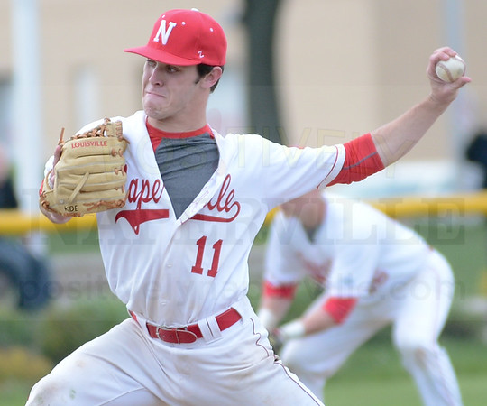 Baseball: Naperville North at Central 5/14/2015