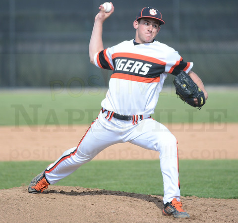 Baseball: Naperville North at Wheaton Warrenville South 5/15/2015