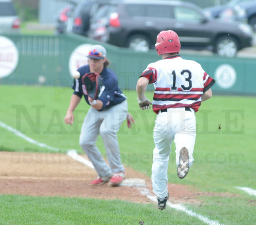 Baseball: St. Viator at Benet 5/16/2015