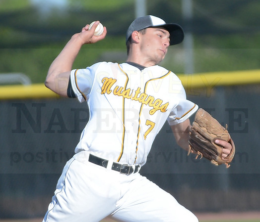 Baseball: Waubonsie at Metea 5/13/2015