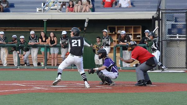 DCSAA Baseball Semi finals Gonzaga 6, Maret 0 (4/29/2015)