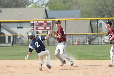 HCHS  jv baseball vs Unity