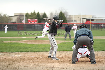 HCHS varsity Baseball vs Holland