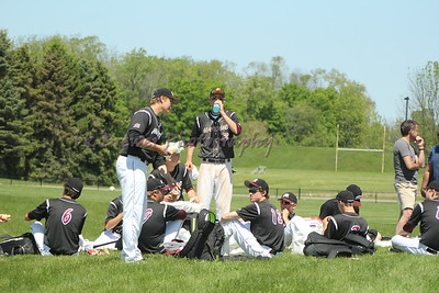 HCHS varsity baseball vs West Ottawa