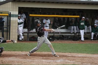 HCHS varsity baseball vs Zeeland West
