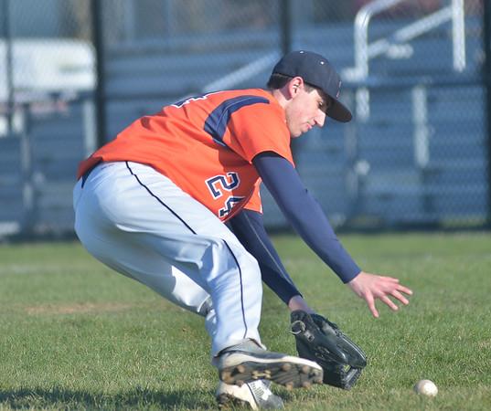 Baseball: MVHS @ NNHS 4/12/2016