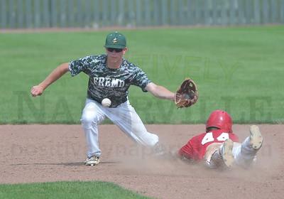 Baseball: NCHS vs. Fremd 7/19/2016