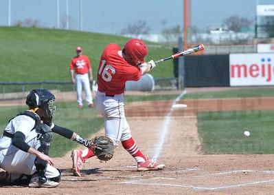 Baseball: NCHS vs. Metea 4/16/2016 ALS