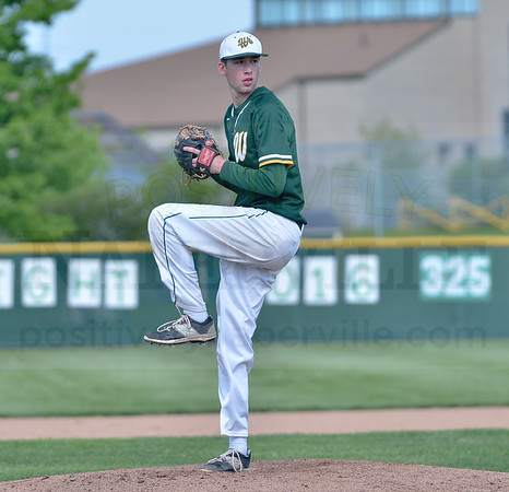 Baseball: WNHS @ WVHS 5/17/2016