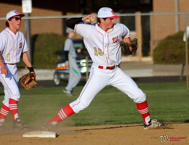 Varsity Baseball vs. Northridge