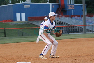5/8/2018 Randleman vs East Montgomery Varsity Baseball 2A State Playoffs Rd 1