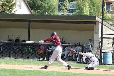 HCHS freshman baseball vs zw