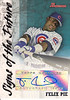 2007 Bowman Signs of the Future Felix Pie SOF-FP