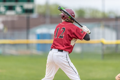 Park Center vs. Maple Grove 4-26-16