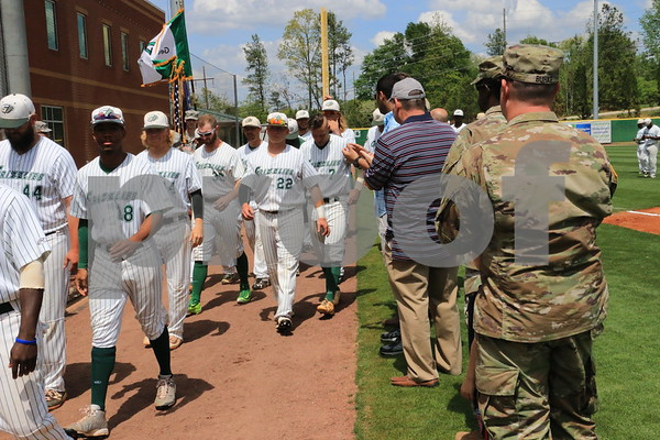 Baseball - Military Appreciation Day - April 15, 2017