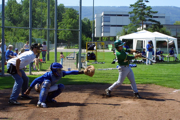 Baseball NLA Therwil Flyers Saison 2007
