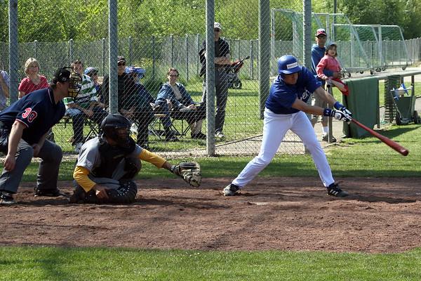 Sport Baseball MŠnner NLA Therwil Flyers Saison 2007
