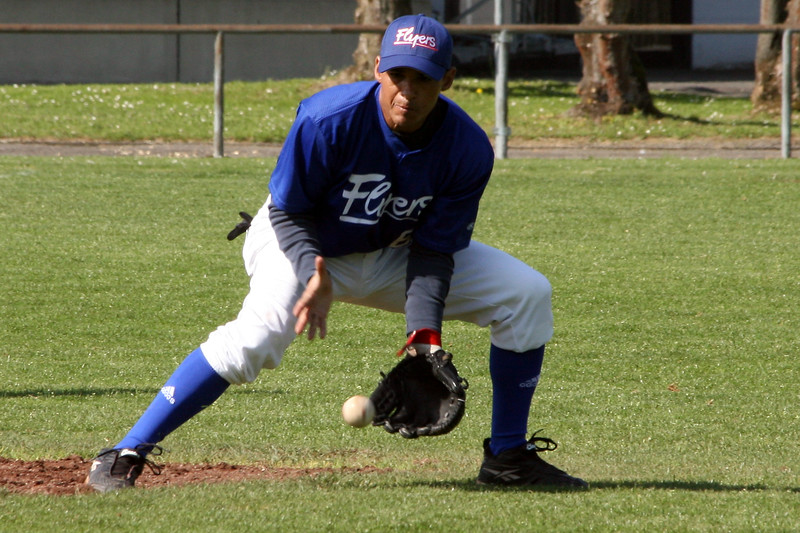 Baseball NLA MŠnner Therwil Flyers Saison 2007