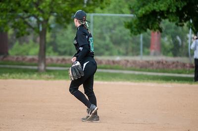 Lane Tech v. Northside Softball