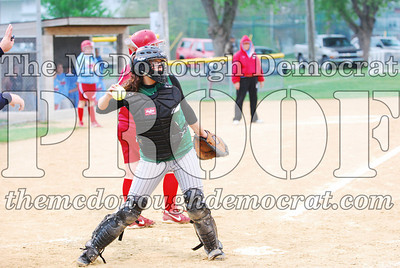 Lady Trojans Defeat Lewistown 7-4 05-03-07 014