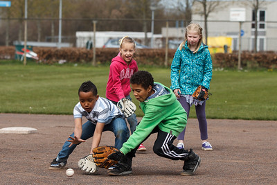 Beeball circuit / clinic Almere (21-04-2013)