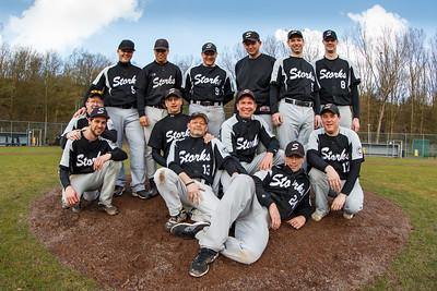 Storks 3 - Nieuw Vennep Flyers (23-03-2014)