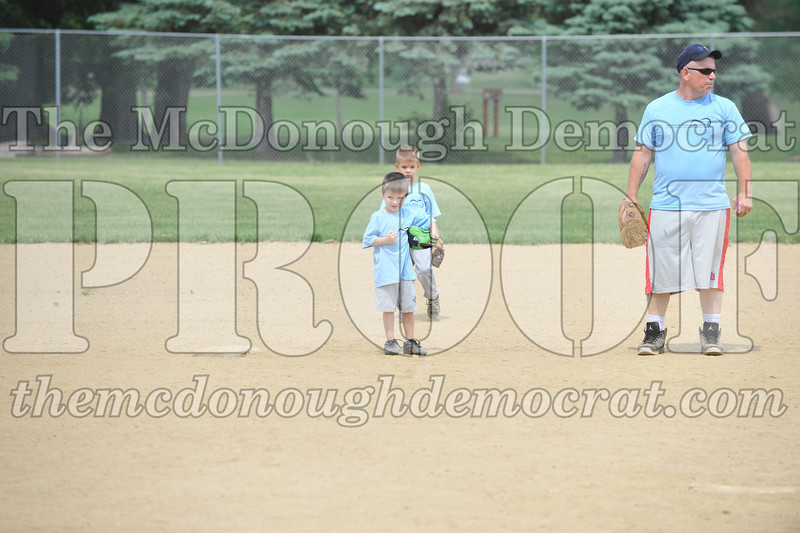 BPD T-ball Family Dentistry vs MCP 05-31-14