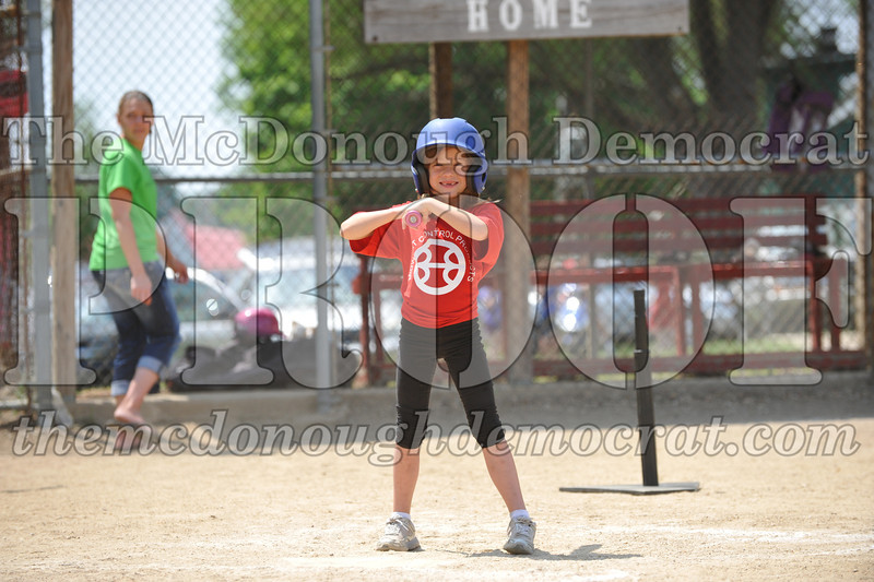 BPD T-ball Rosy's Pizza vs MCP 05-31-14