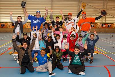 Clinic 1 EBLT voor scholen Rotterdam (15-11-2013)