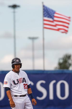 USA - Japan (14-07-2012)