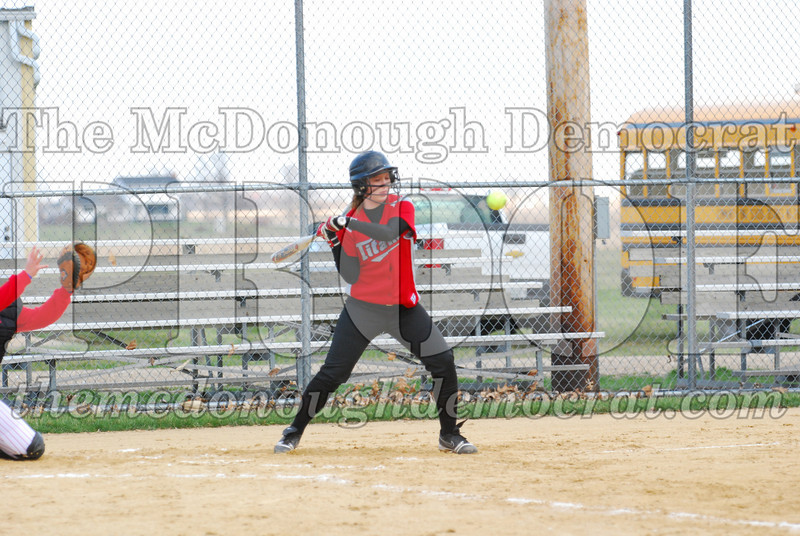 LS Softball vs West Hancock 03-31-09 092