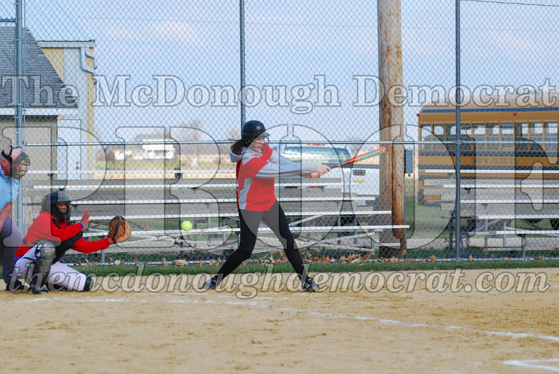 LS Softball vs West Hancock 03-31-09 074