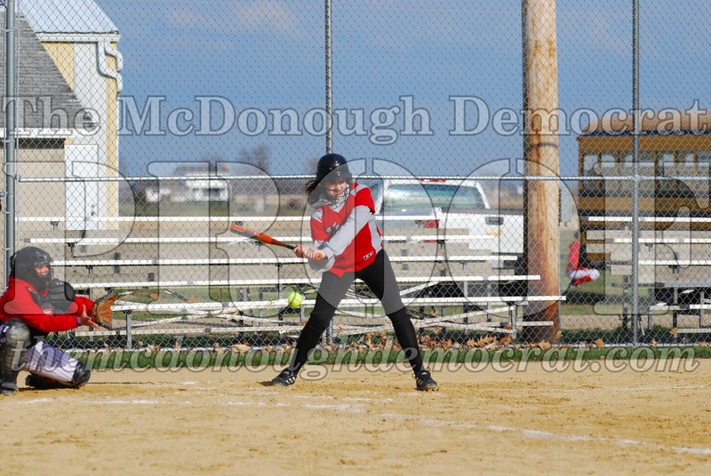 LS Softball vs West Hancock 03-31-09 073