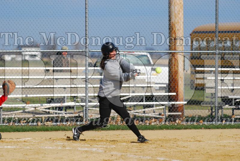 LS Softball vs West Hancock 03-31-09 058