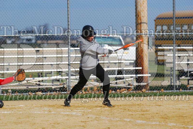 LS Softball vs West Hancock 03-31-09 068