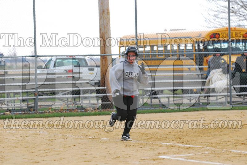 LS Softball vs West Hancock 03-31-09 105