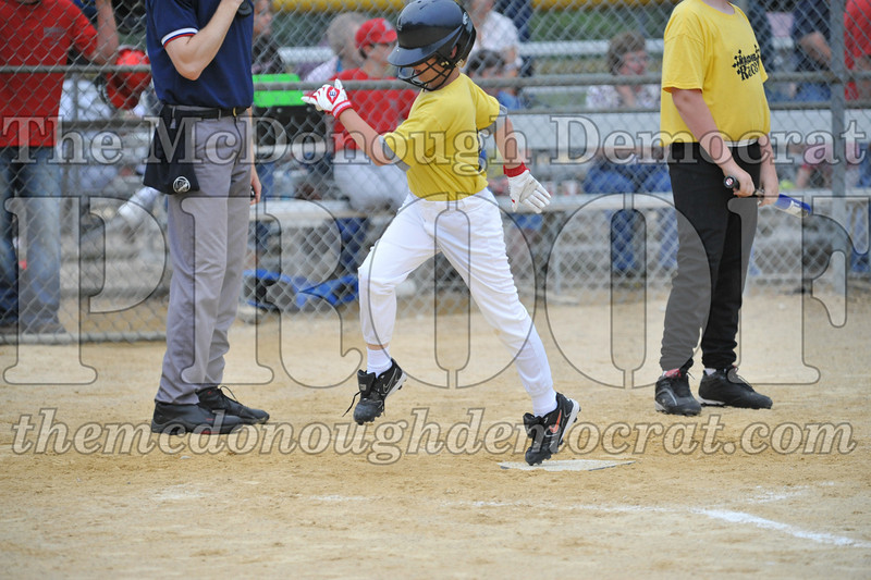 LL Minors Bushnell#1 vs Macomb Spdwy 06-06-09 047