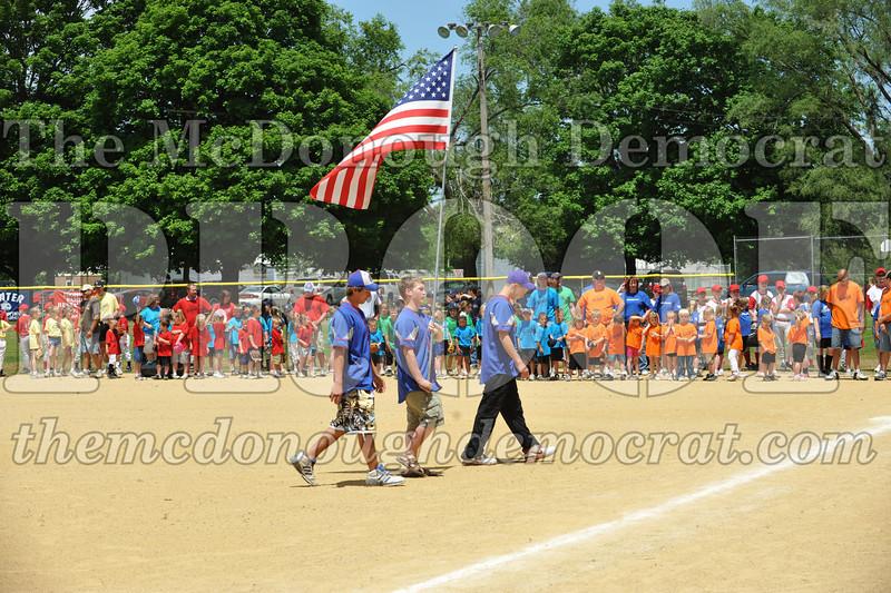 BPD Little League Opening Day Ceremonies 05-31-09 034