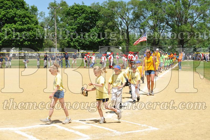 BPD Little League Opening Day Ceremonies 05-31-09 024