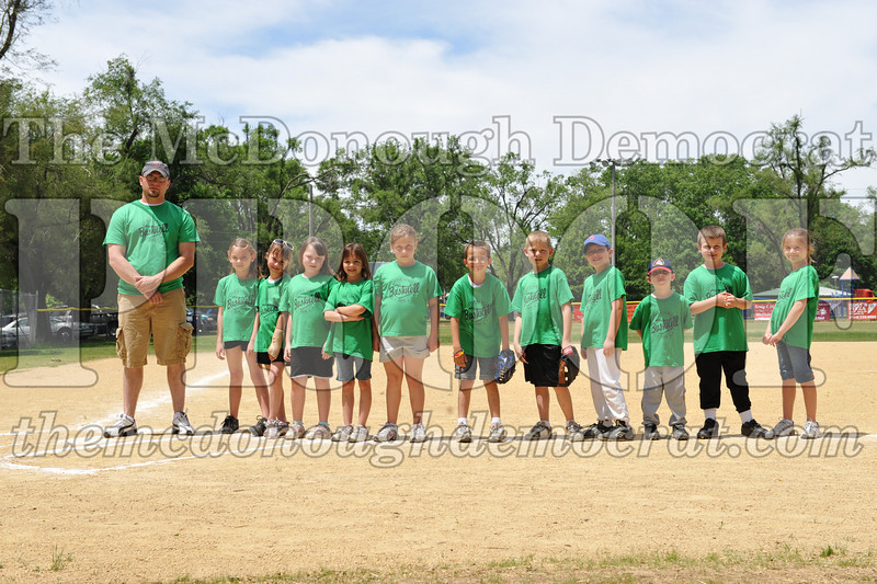 BPD Little League Opening Day Ceremonies 05-31-09 043